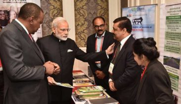 Team BitChem with our Hon'ble Prime Minister Shri Narendra Modi